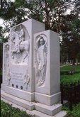 The Grave of Sam Houston (1793-1863)