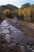 The Salmon River in Quebec's Charlevoix Region