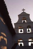 The Mission Basilica San Diego de Alcala (Early 19th Century)