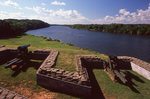 A Confederate Battery at Fort Donelson on the Cumberland River