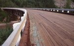 The Original Kiskatinaw River Bridge on the Alaska Highway