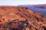 Wanapum Lake on the Columbia River