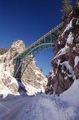 The Eagle River Bridge on U.S. 24
