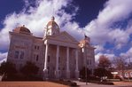 The Shelby County Courthouse