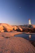 The Peggy's Cove Lighthouse (1914)