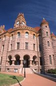 The Wise County Courthouse