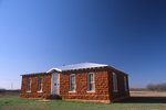 A Remote Ranch House on the Texas Plains