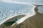 Pack Ice in Erebus Bay at Devon Island