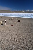 Graves of Members of the Franklin Expedition, Beechey Island