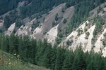 Cliffs of the Fraser River Canyon