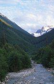 Nooklikonnic Creek and Mount Saugstad