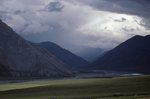 Storm Clouds over the Aichilik Valley