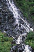 Horsetail Falls in Keystone Canyon
