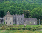 Derrynane House, 17th-century home of 