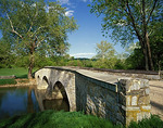 Antietam National Battlefield, MD: Lower Bridge also known as Burnside Bridge on Antietam Creek