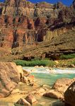 The Little Colorado River.