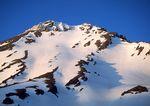 Mt.Shasta in the winter.