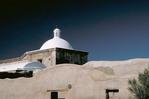 Tumacacori National Monument in Arizona built in the 17th century.