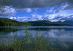 Lake McDonald in Glacier National Park.