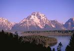 Mt. Moran Grand Teton National Park, Wyoming