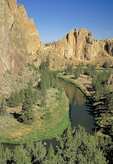 Smith Rock State Park, Crooked River, Redmond, Oregon