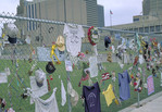 Memorials at U.S. Courthouse bombing