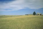 Grasslands at Medicine Rocks State Park in Montana