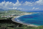 North Frigate Bay Beach on St. Kitts
