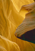 Light in Slot Canyon