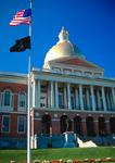 State House in Boston, Massachusetts