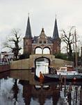 Waterpoort in the town of Sneek