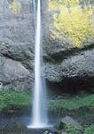 Latourell Falls in the Columbia River Gorge area