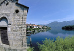 Old Church on Lake Tremezzo
