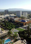 View of downtown San Jose California
