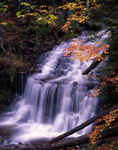 Wagner Waterfalls in Autumn