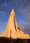 Hallgrims Church tallest building in Iceland