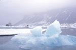 Spitsbergen, Norway, Burgerbukta, Hornsund
