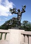 Vigeland Statue Garden, Oslo, Norway (Vigelandsparken)