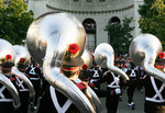 Ohio State University marching band, Columbus, Ohio