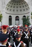 Ohio State University marching band, Columbus, Ohio