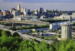 Cincinnati skyline