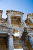 Library of Celsus in Emphesus, Turkey