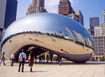 """Cloud Gate"" by Anish Kapoor"
