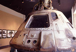 The Apollo 6 Command Module in the Fernbank Science Center Atlanta, Georgia