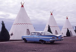 Route 66 Wigwam Motel in Arizona
