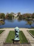Art Museum and lagoons area University Circle area, Cleveland, Ohio