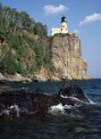 Split Rock Lighthouse at  Split Rock State Park