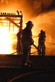 university of nevada fire science academy night burn