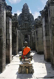 Angkor temple in Siam Reap Cambodia