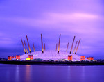 Millennium Dome in London.